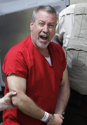 AP - Drew Peterson, a former police officer charged with murdering his third ...