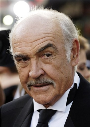 Sir Sean Connery honoured with nude image in new arts