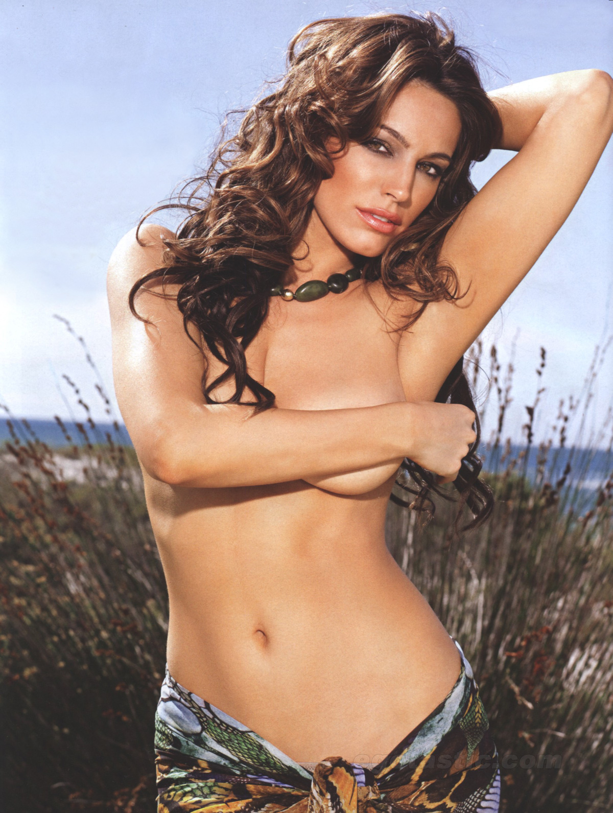 big 08October2010 kelly brook FHM australia 03 About almost nude celebrities   photos