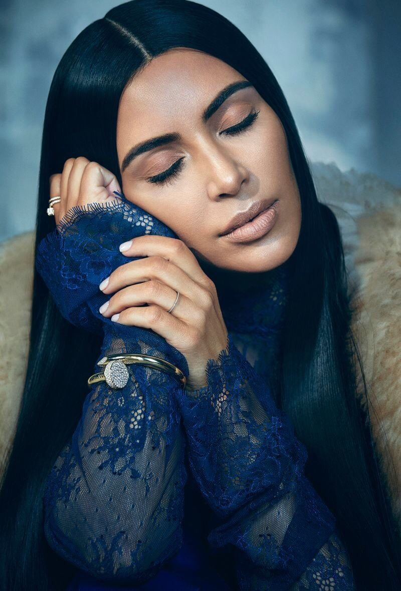 Porn Star Kim Kardashian Is Turning More And More Into A
