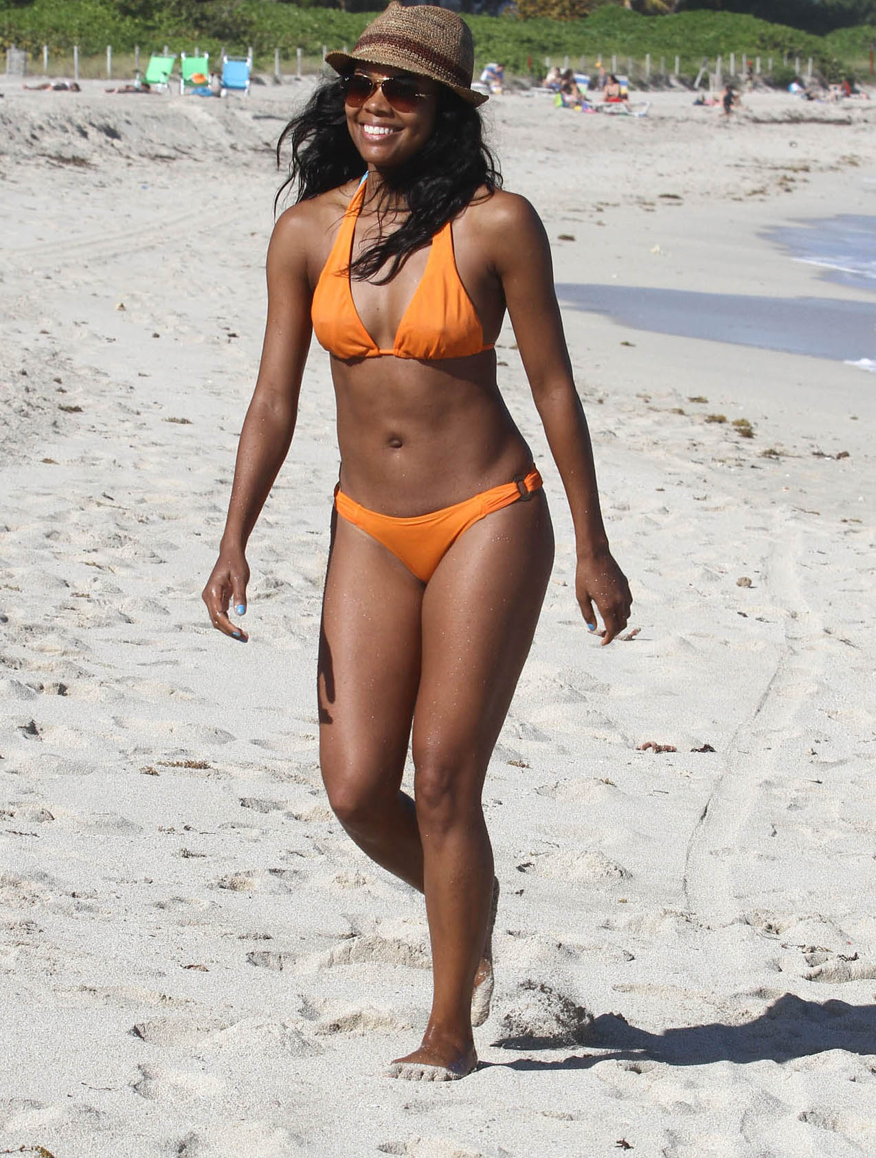 Gabrielle Union's Bikini Photos