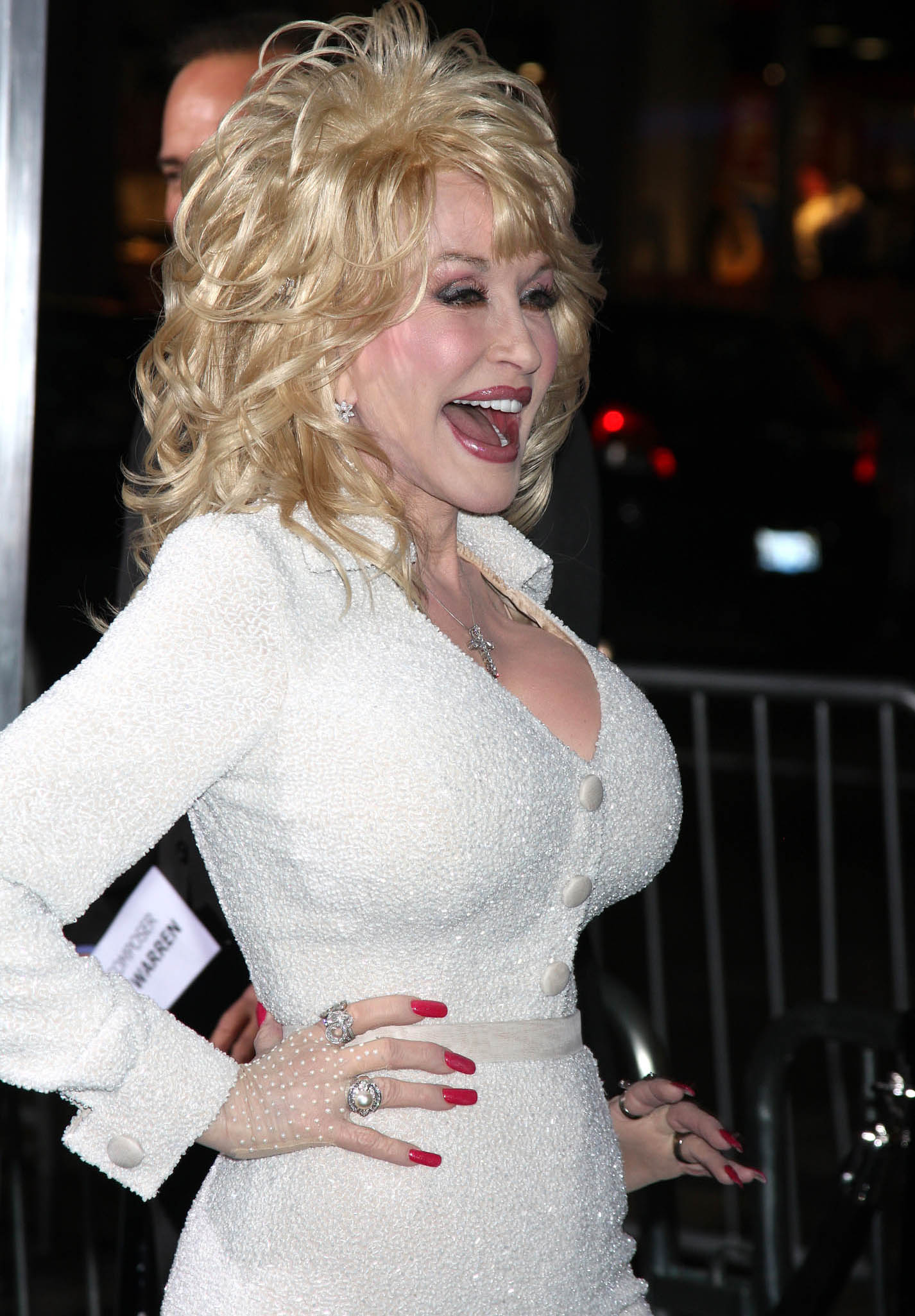 Dolly parton naken