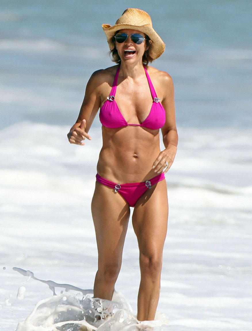 Looking For Lisa Rinna Nude Pictures And Movie Clips You Will Find
